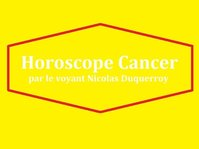 Cancer horoscope et ange gardien protecteur